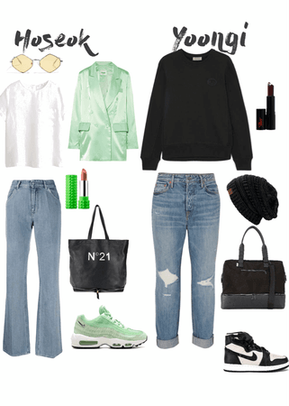BTS inspired outfits!