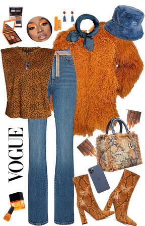 Orange Coat et al