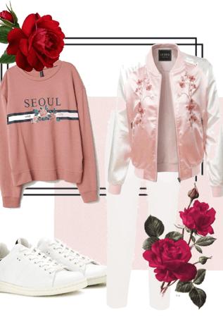 Pink Rose 🌹