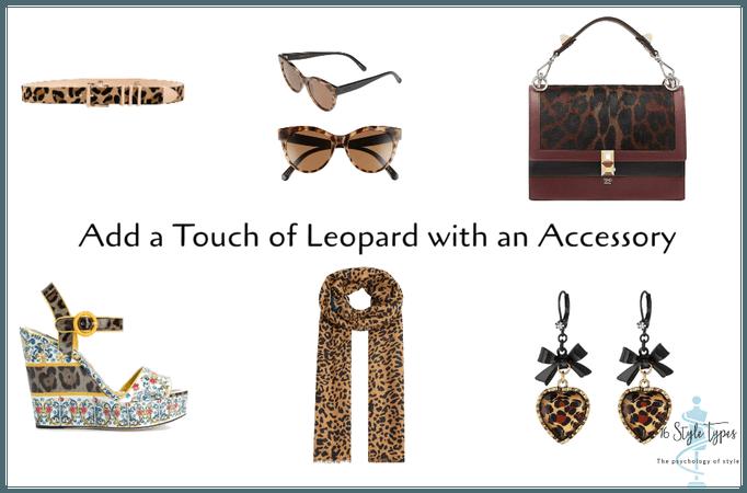 Leopard accessory