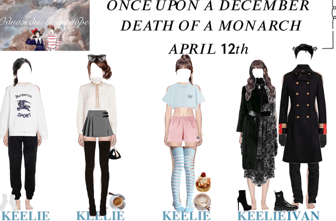ONCE UPON A DECEMBER EPISODE 3: DEATH OF A MONARCH