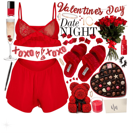 valentines day but make it cozy