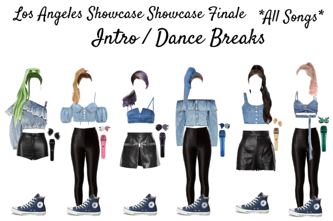 Los Angeles U.S Showcase Finale