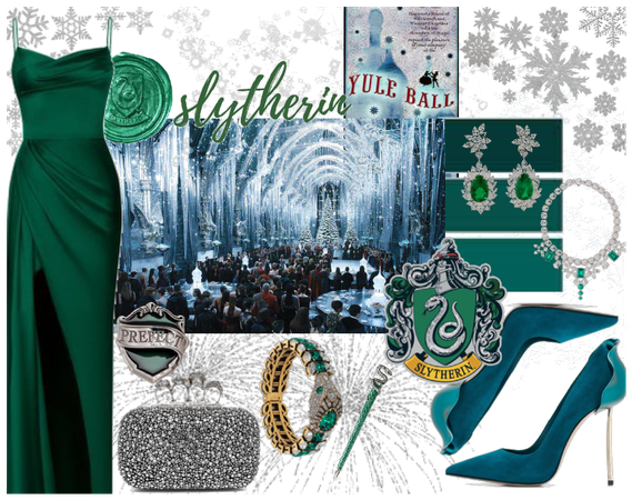 invitation to the yule ball