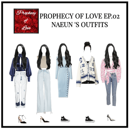 Prophecy of love EP.02 outfit