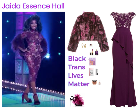 Jaida Essence Hall inspired outfit