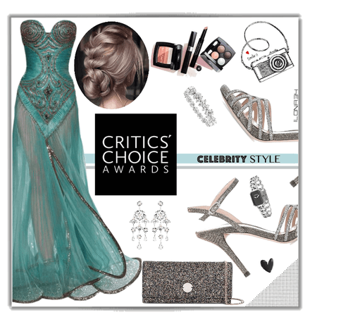 Critics Choice Awards Style