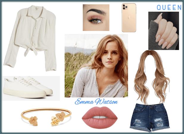 Celeb Fit Challenge - Emma Watson