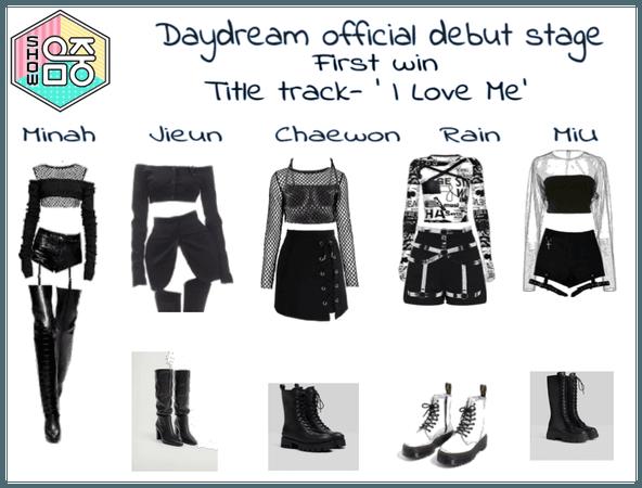 Daydream 1st win