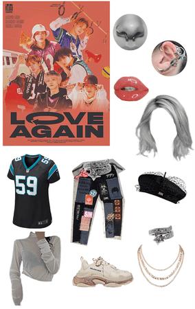 NCT 22nd Member : NCT Dream - Love again