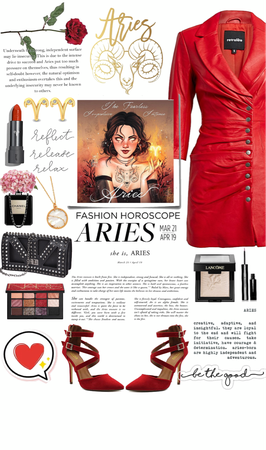 Aries - The fearless ♈️