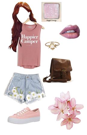 Pink Floral Dream