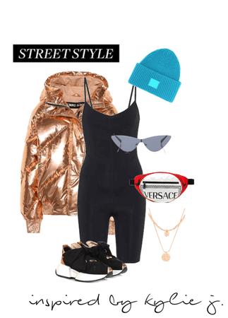 Street Style Fall Look/ Kylie