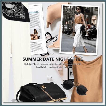 Summer Date Night Style