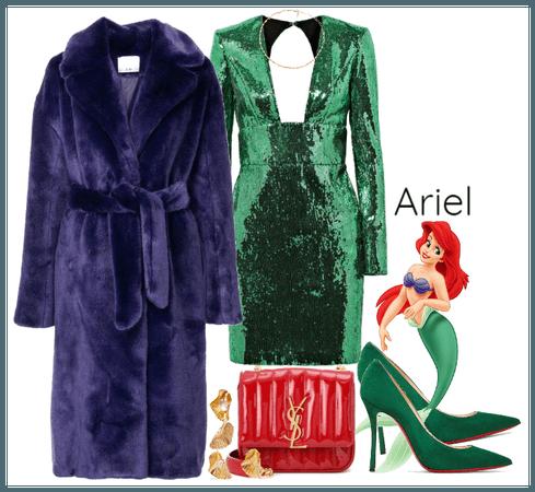 Ariel (The Little Mermaid)
