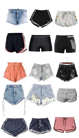 Ashton Style Shorts