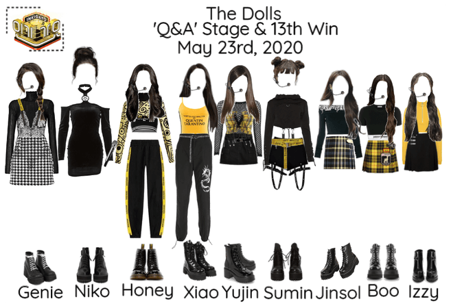 [Q&A - The Dolls] Inkigayo & Read D