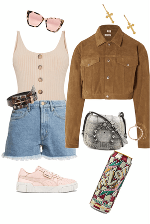 desert mall outfit