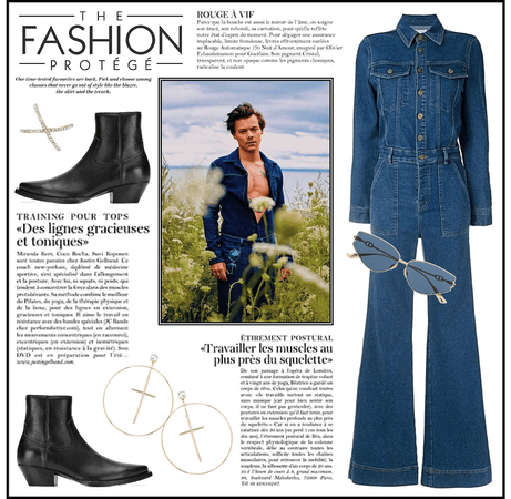 Style Your Favorite Celebrity: Harry Styles - Contest