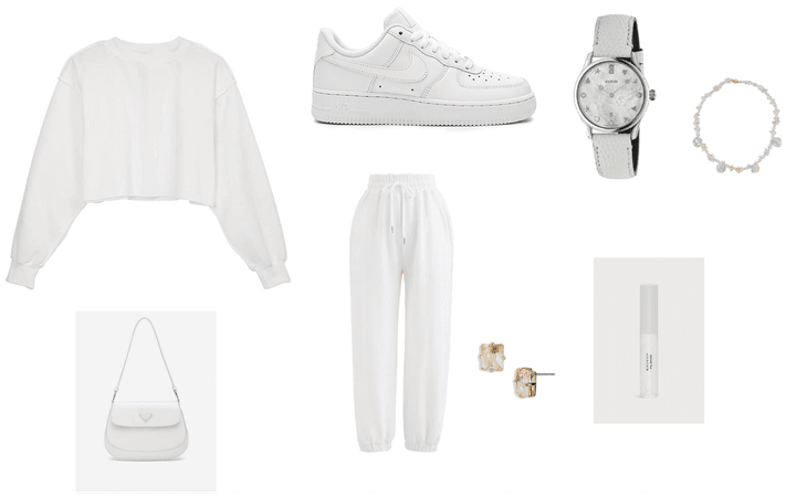 White Aesthetic 🤍