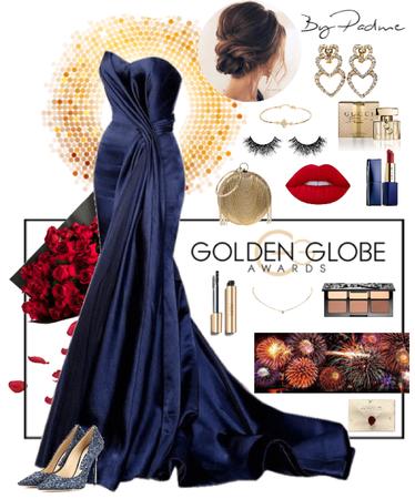 Golden globe awards night