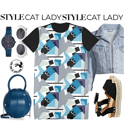 Cat Lady Style by CAT ME IF YOU CAN