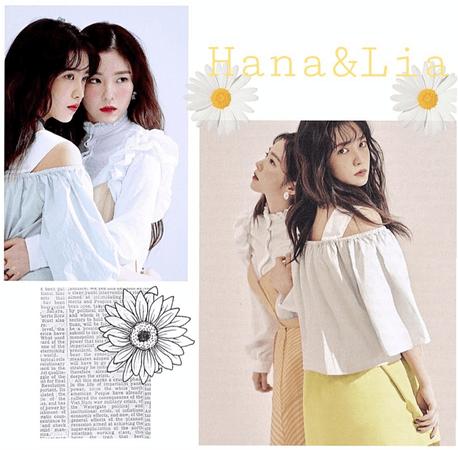 -NOVA- Hana&Lia Model Debut