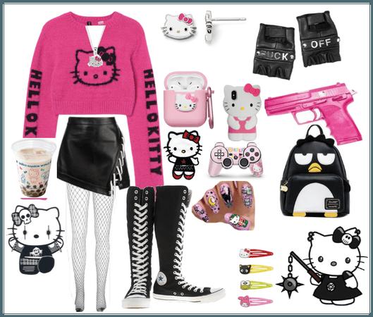 Hello Kitty Aesthetic