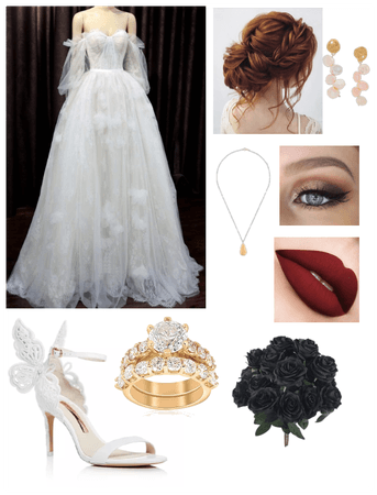 Mah Wedding Outfit