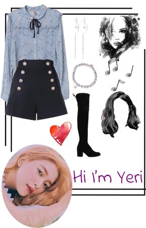 I'm Yeri