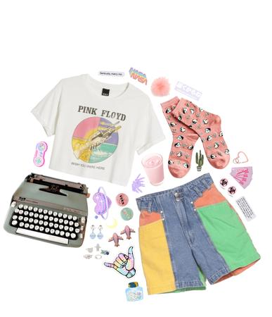 pastel dreamy