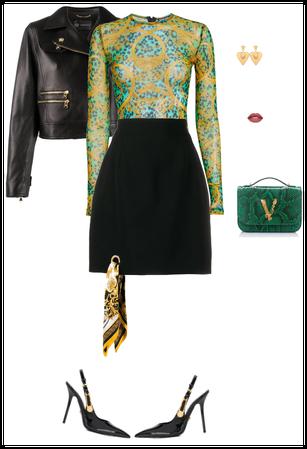 Versace MFW'20