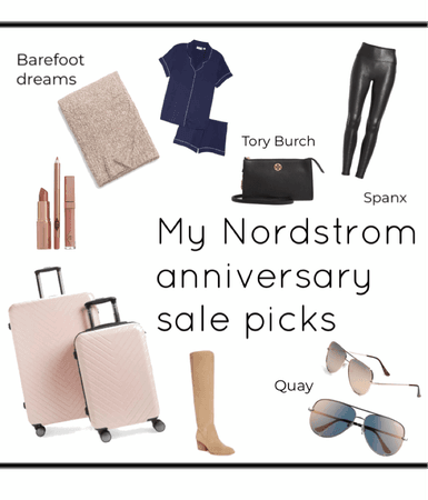 Nordstrom anniversary sale pictures