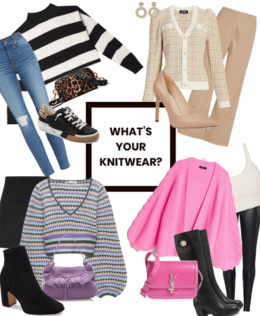What's your knitwear?