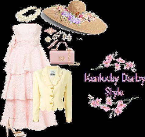 Kentucky Derby Girl