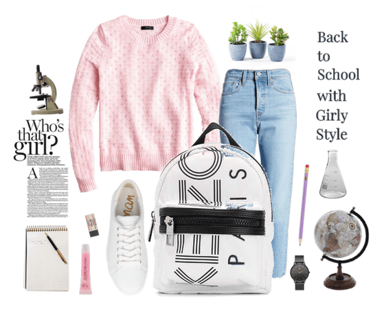 Back to School with Girly Style_3