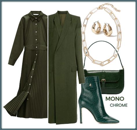 Monocrome Green.