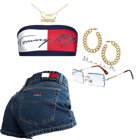 tommy spring fit #9