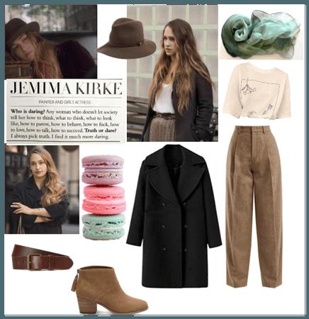 Jessa Johansson/Jemima Kirke