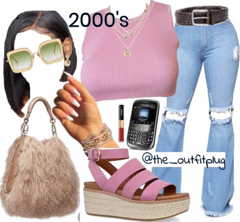 livin in tha 2000's!😌