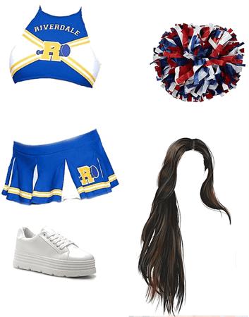 sexy Cheer costume