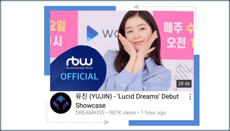 유진 𝐘𝐔𝐉𝐈𝐍 - 'Lucid Dreams' Debut Showcase