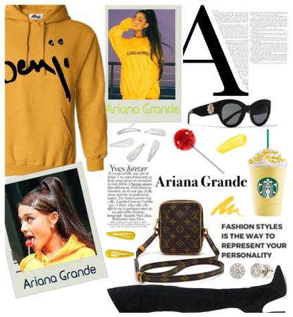 Ariana Grande Outfit