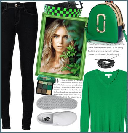 Green Gal⚃⚛