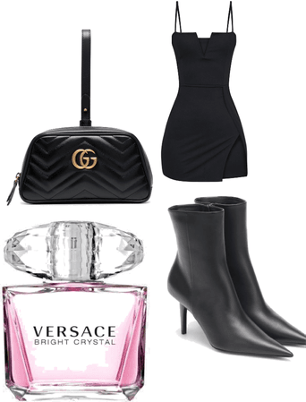 Gucci Bad Gal Outfit