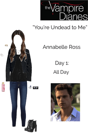 "TVD: ""You're Undead to Me"" - Annabelle Ross - Day 1: All Day"