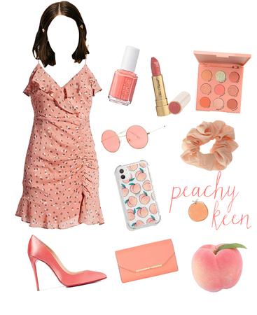 Peachy Keen 🍑
