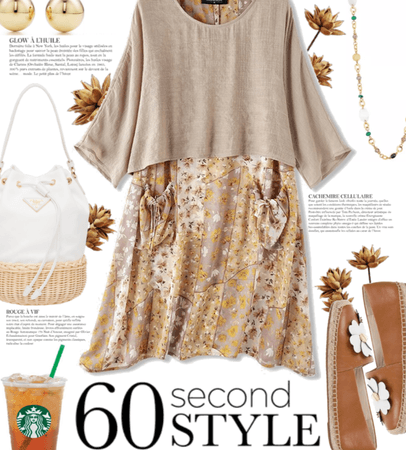 60 Seconds SPRING Style 2021