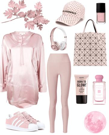 pinkish autumn