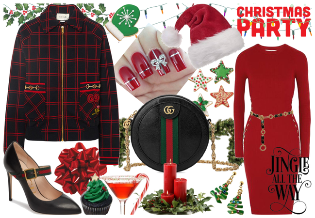 have yourself a merry Gucci Xmas <3